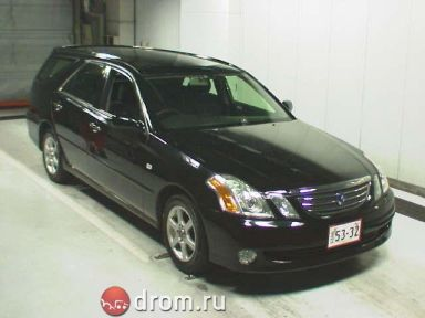 Toyota Mark II Wagon Blit, 2010