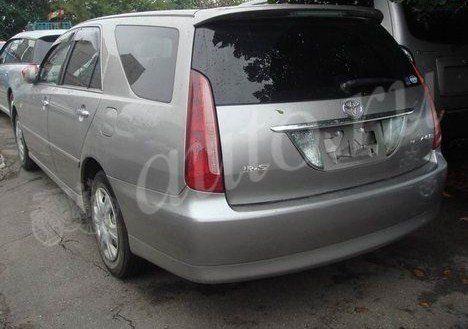Toyota Mark II Wagon Blit 2003 - отзыв владельца