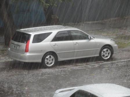 Toyota Mark II Wagon Blit 2006 - отзыв владельца