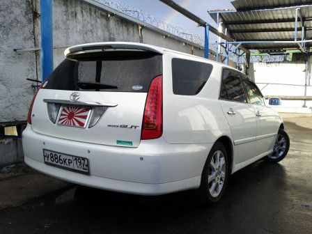 Toyota Mark II Wagon Blit 2007 - отзыв владельца