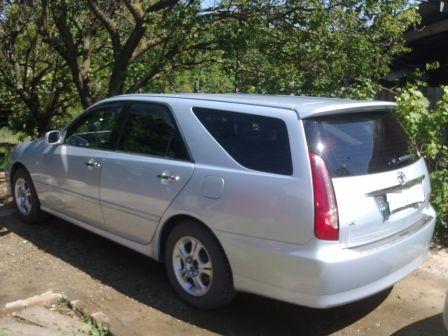 Toyota Mark II Wagon Blit 2004 - отзыв владельца