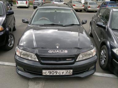 Toyota Mark II Wagon Qualis, 1998