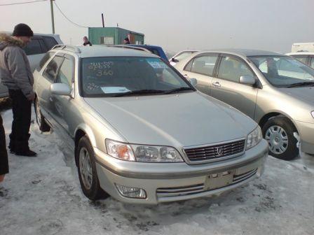 Toyota Mark II Wagon Qualis 2000 - отзыв владельца