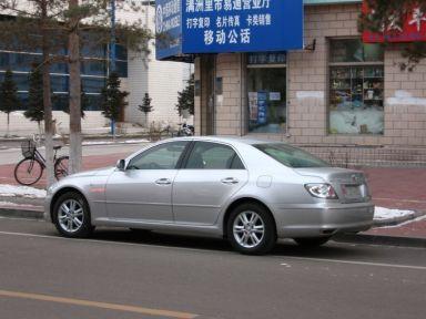 Toyota Mark X, 2006