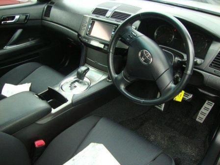 Toyota Mark X 2007 - отзыв владельца