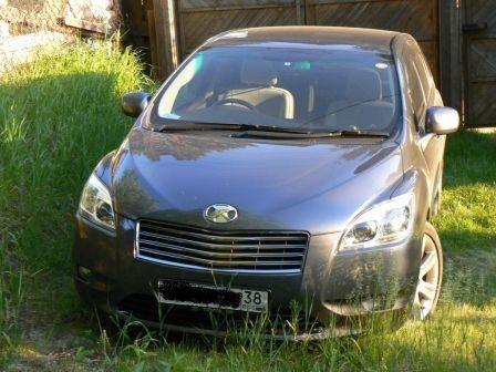 Toyota Mark X Zio 2007 - отзыв владельца