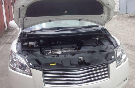 Toyota Mark X Zio 2009 - отзыв владельца