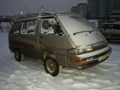 Toyota Master Ace Surf, 1990