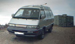 Toyota Master Ace Surf 1990 - отзыв владельца