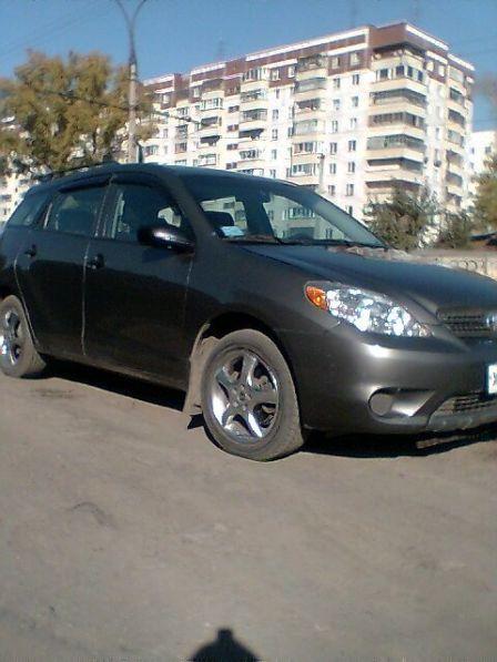 Toyota Matrix 2006 - отзыв владельца