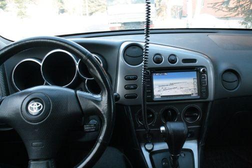 Toyota Matrix 2003 - отзыв владельца