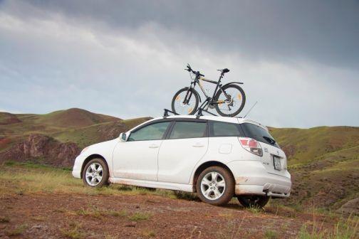 Toyota Matrix  - отзыв владельца