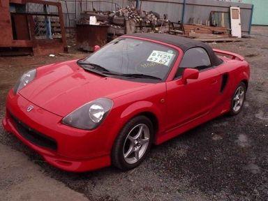 Toyota MR-S, 2001