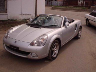 Toyota MR-S, 2003