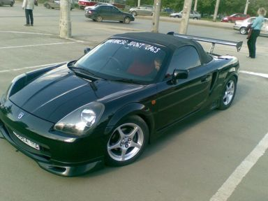 Toyota MR-S, 2000