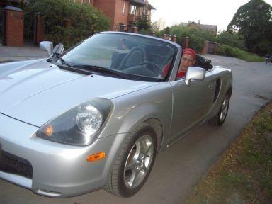 Toyota MR2, 2001