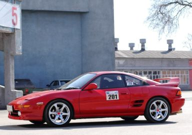 Toyota MR2, 1994
