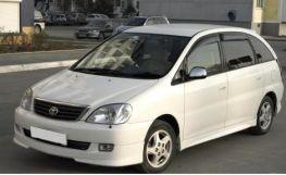 Toyota Nadia, 2002