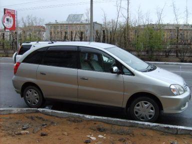 Toyota Nadia 1999 отзыв автора | Дата публикации 27.06.2008.