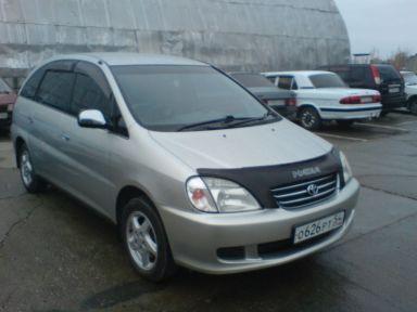 Toyota Nadia 1999 отзыв автора | Дата публикации 10.06.2010.
