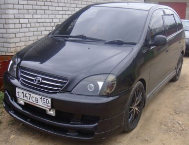 Toyota Nadia 2000 отзыв автора | Дата публикации 19.05.2011.
