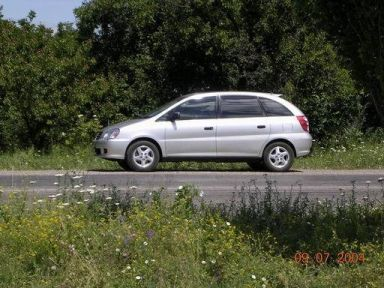 Toyota Nadia 1998 отзыв автора   Дата публикации 03.08.2004.