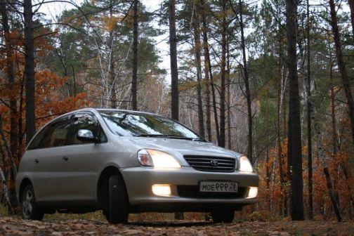Toyota Nadia 1998 - отзыв владельца