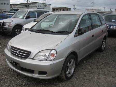 Toyota Nadia 2001 - отзыв владельца