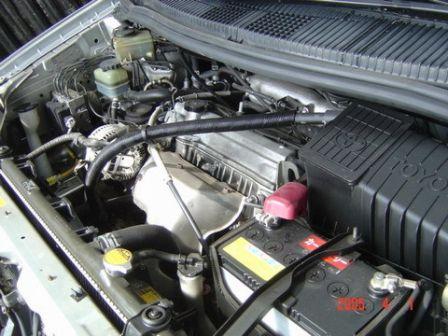 Toyota Nadia 2000 - отзыв владельца