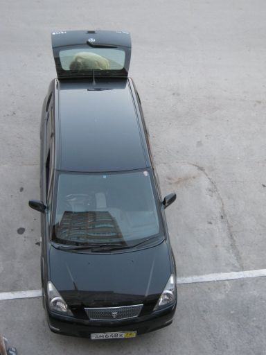 Toyota Opa 2000 отзыв автора | Дата публикации 25.05.2011.