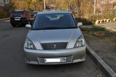 Toyota Opa, 2004