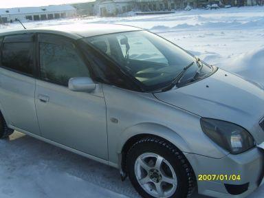 Toyota Opa 2001 отзыв автора | Дата публикации 29.12.2012.