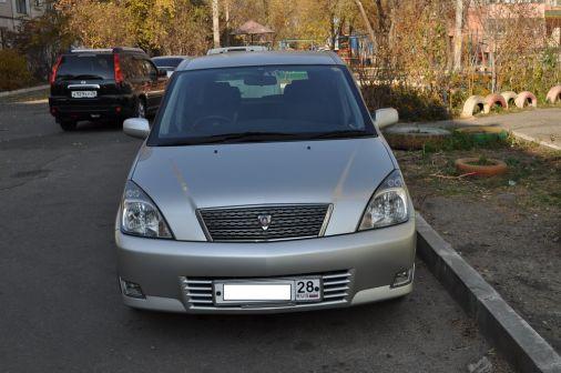Toyota Opa 2004 - отзыв владельца