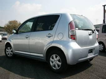 Toyota Passo, 2004