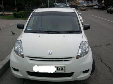 Toyota Passo 2007 отзыв автора | Дата публикации 23.08.2011.