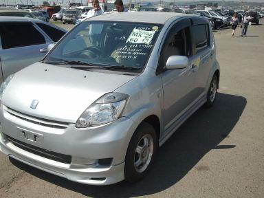 Toyota Passo, 2008