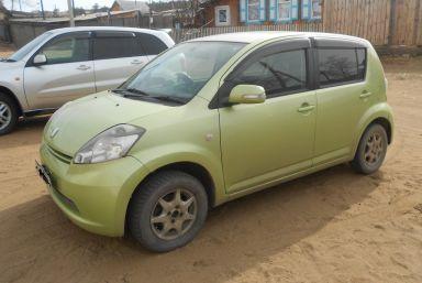 Toyota Passo, 0