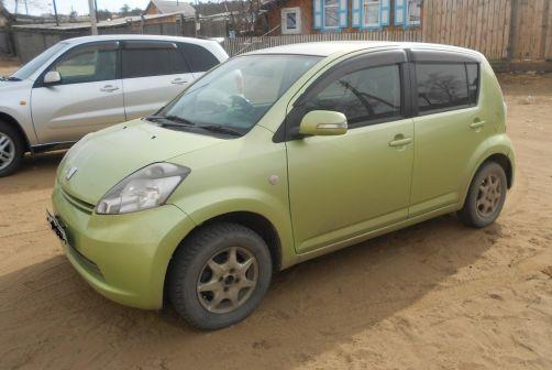 Toyota Passo  - отзыв владельца
