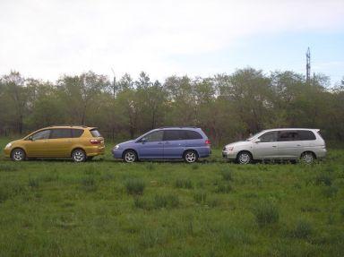 Toyota Picnic 2004 отзыв автора | Дата публикации 15.01.2009.