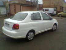 Toyota Platz, 2003
