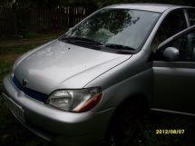 Toyota Platz, 2002