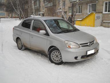 Toyota Platz 2003 отзыв автора | Дата публикации 21.01.2012.