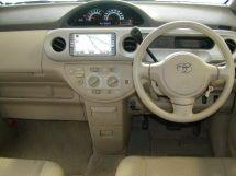 Toyota Porte, 2005