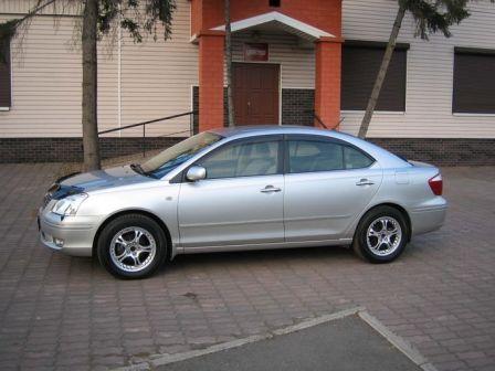Toyota Premio 2003 - отзыв владельца