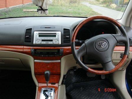 Toyota Premio 2004 - отзыв владельца