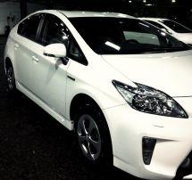 Toyota Prius, 2012