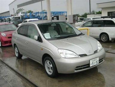 Toyota Prius 2001 отзыв автора | Дата публикации 07.07.2008.