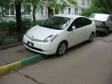 Toyota Prius 2005 отзыв автора | Дата публикации 24.07.2008.