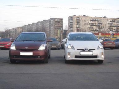 Toyota Prius 2010 отзыв автора | Дата публикации 03.04.2010.