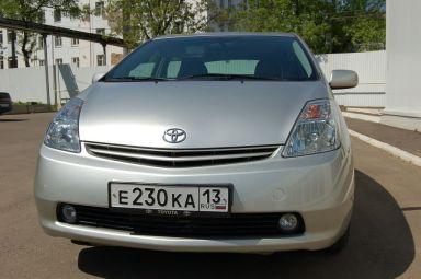 Toyota Prius 2005 отзыв автора | Дата публикации 12.05.2010.